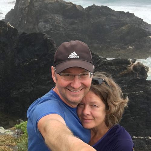 Dieses Bild zeigt die beiden HelloWorld Redakteure Andrea und Nico