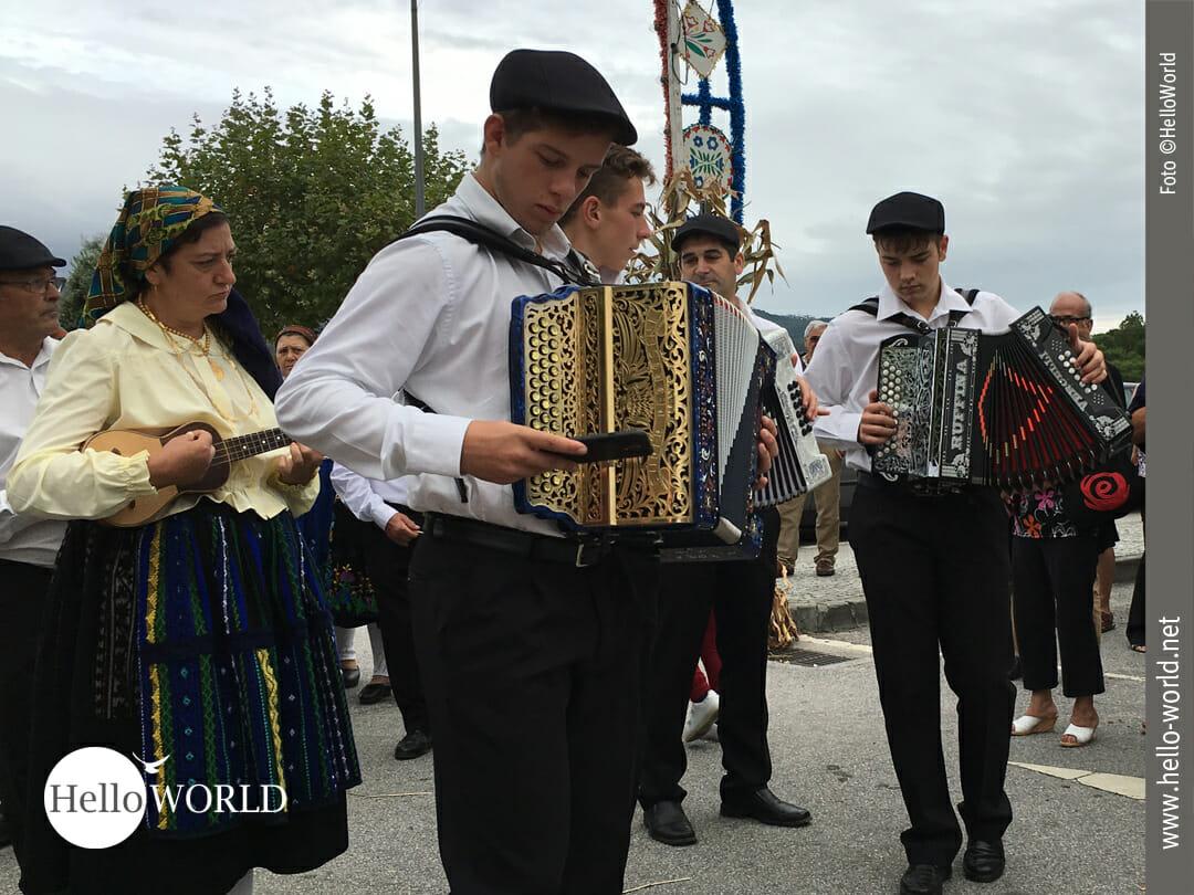 Erntedank-Fest mit Musik
