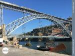 Für maximalen Portwein-Genuss musst Du über diese Brücke gehen