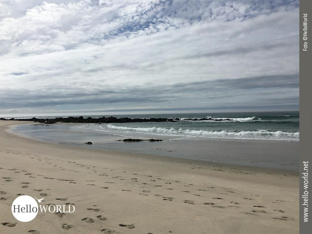 Weitblick über den Atlantik