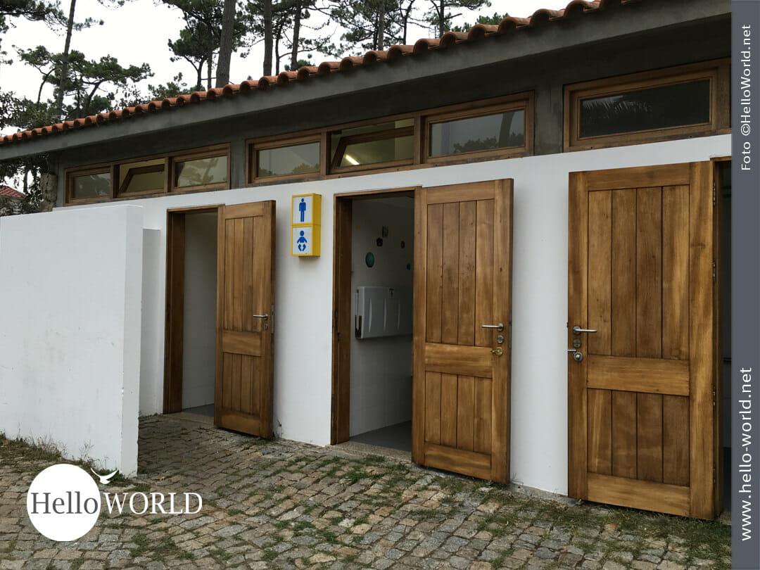 Sauber und gepflegt: Sanitäranlagen auf dem Campingplatz