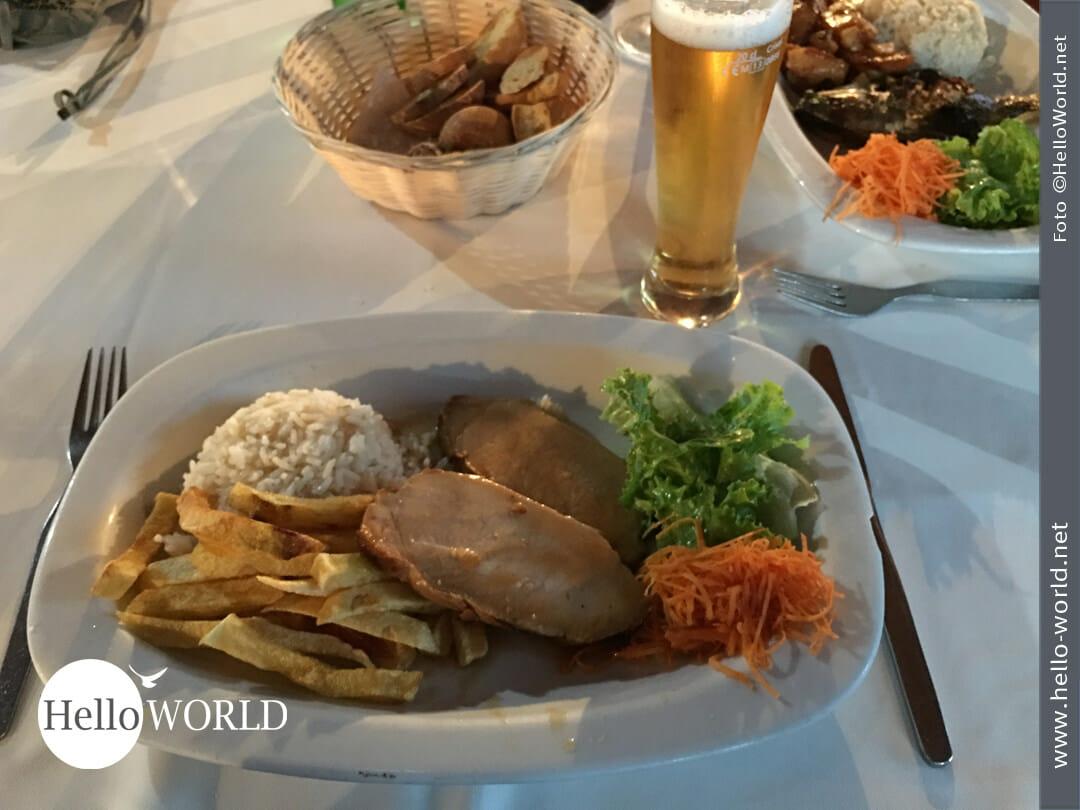 Das Pilgeressen: 3-Gänge-Menü für nur 9 Euro