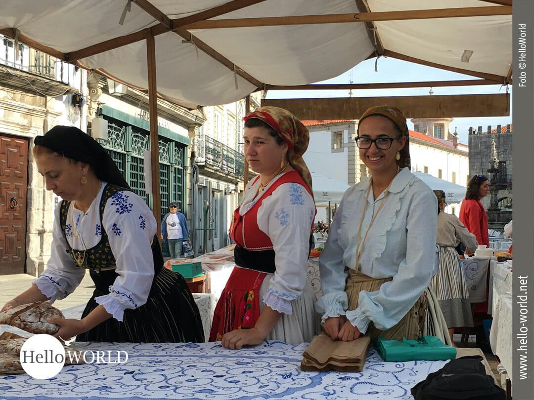 Wochenmarkt in Viana do Castelo