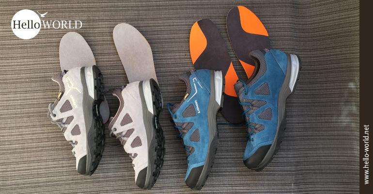 Lowa Phoenix GTX® LO Trekkingschuhe: Sie haben die Möglichkeit der Neubesohlung.