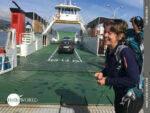 """Startklar für den Camino Portugues """"zu Wasser""""..."""