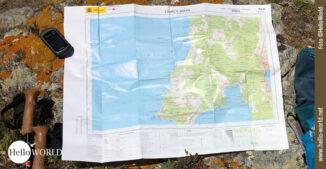So geht man den Camino Portugues ohne Umwege: mit gpx-Dateien.