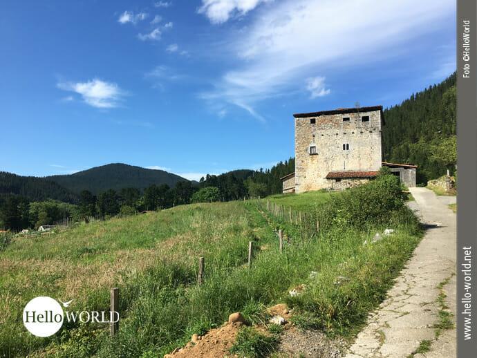 Das ländliche Baskenland