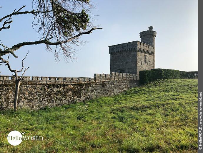 Castelo de Monte Real: wunderschöne Festung in Baiona