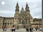 Ziel des Camino Portugues Central: die Kathedrale in Santiago de Compostela