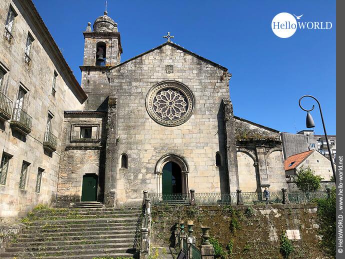 Igrexa de San Francisco in Pontevedra