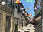 Bunt geschmückt: Viana do Castelo