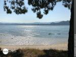 Küstenblick bei A Guarda, kurz vor der spanisch-portugiesischen Grenze