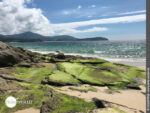 Küsteneindruck auf dem Camino Portugues Rundwanderweg