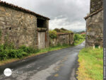 Ländliche Regionen prägen die Bilder des Camino Finisterre