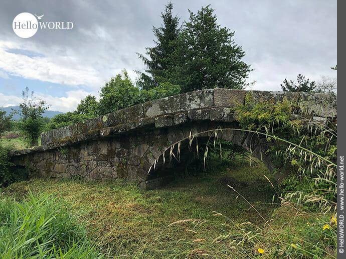 Steinerne Brücke bei Augapesada