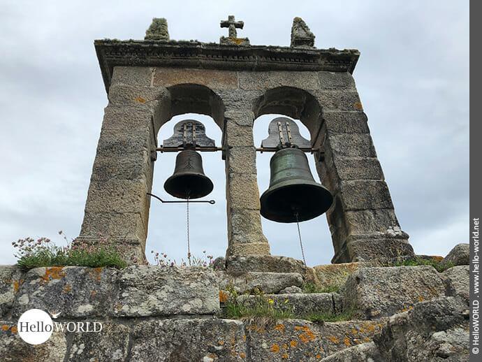 Glockenturm in Muxia
