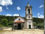 Kirche auf dem Camino Portugues Central
