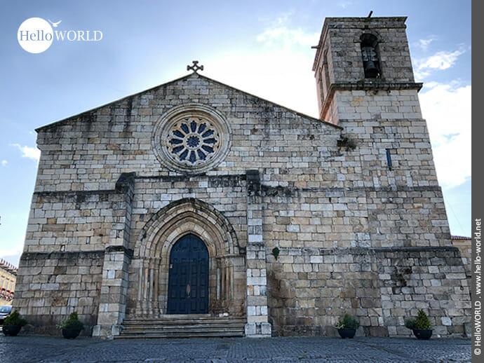 Aus dem 14. Jahrhundert: Igreja de Santa Maior bei Barcelos