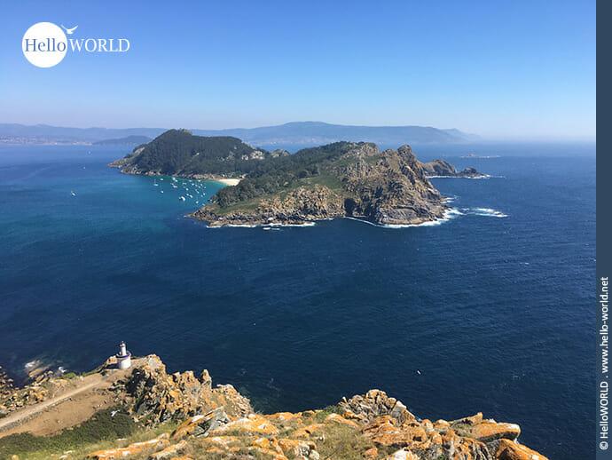 Inseltraum vor Galicien