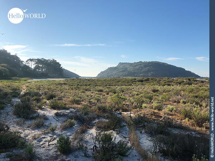 Die Cies Inseln: Teil des Nationalparks Islas Atlanticas vor Galicien