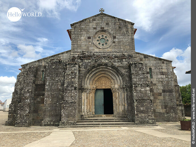 Kloster Sao Pedro in Rates