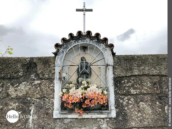 Gedenkstätte bei Vilar