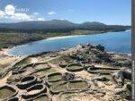 Historische Sehenswürdigkeit: Keltenfestung an den Rias Baixas