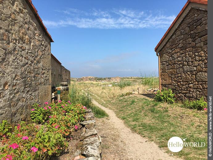 Idyllisch: Fischerhäuschen in den Rias Baixas