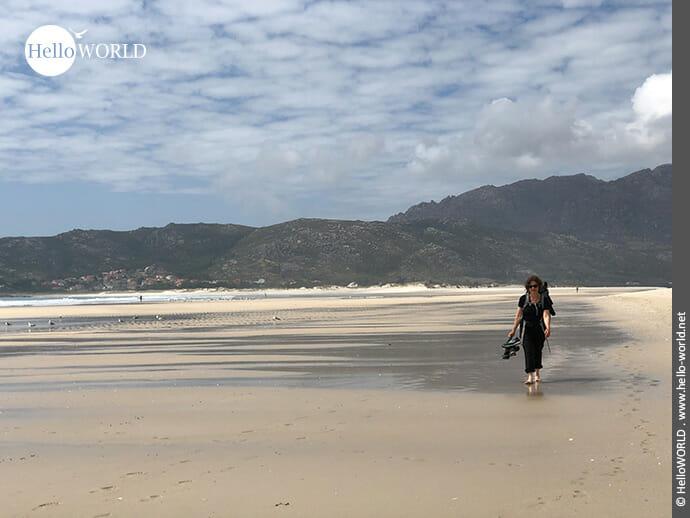 Praia de Carnota: der längste Strand Galiciens
