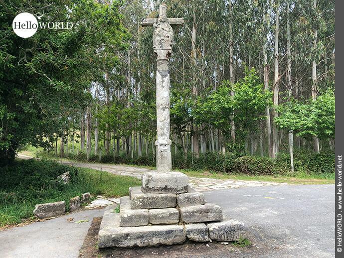 Steinkreuz bei Figueiroa