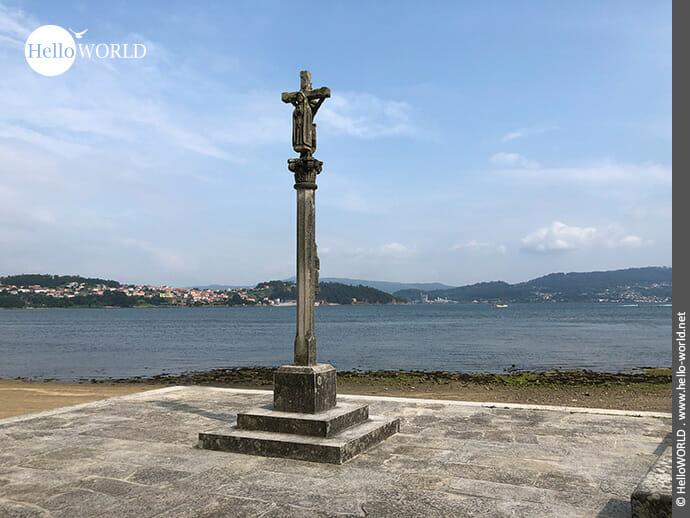 Kreuz bei Combarro