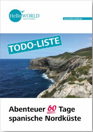 Dieses Bild zeigt die Küstenlandschaft des Atlantiks auf dem Abenteuer 60 Tage spanische Nordküste