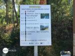 Wegweiser: Variante Espiritual del Camino Portugues a Santiago