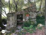 Alte Steinmühlen säumen den Rego da Armenteira