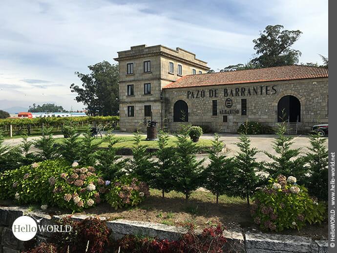 Weingut bei Barrantes