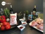 Paella à la HelloWorld - Zutaten auf einen Blick