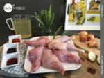 Fleisch, Gewürze & mehr... beste Zutaten für die Paella