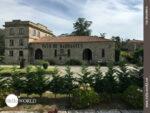 Stattliche Weingüter entlang des Camino Portugues
