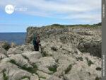 Kleine Felsenwanderung an der Nordküste