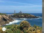 Leuchtturm an der spanischen Nordküste