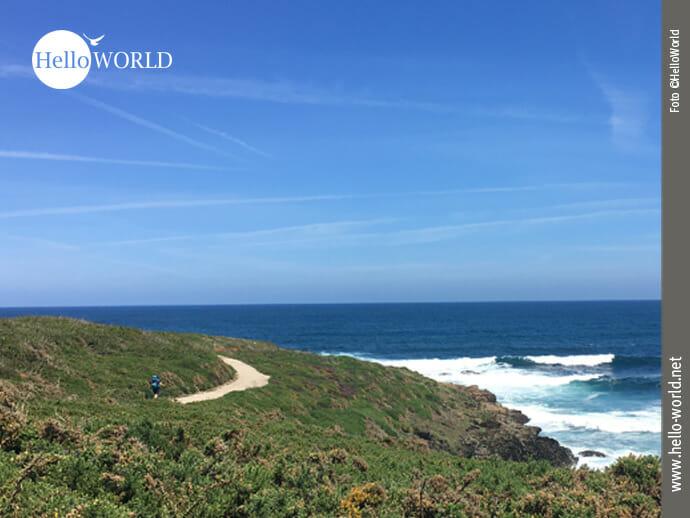 Unendliche Weite an der spanischen Nordküste