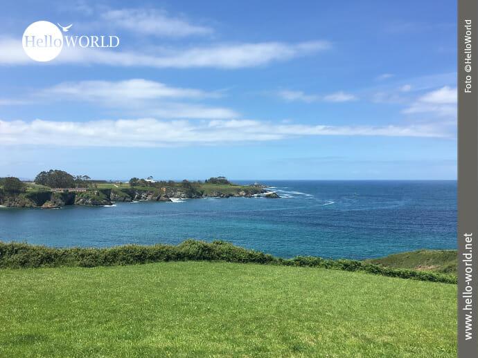 Blick über die Grenze: Asturien - Galicien