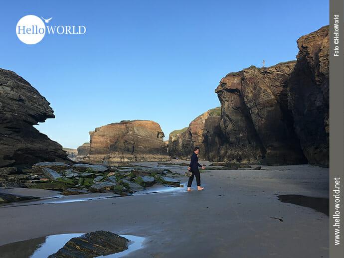 Bombastisches Naturdenkmal an Spaniens Nordküste