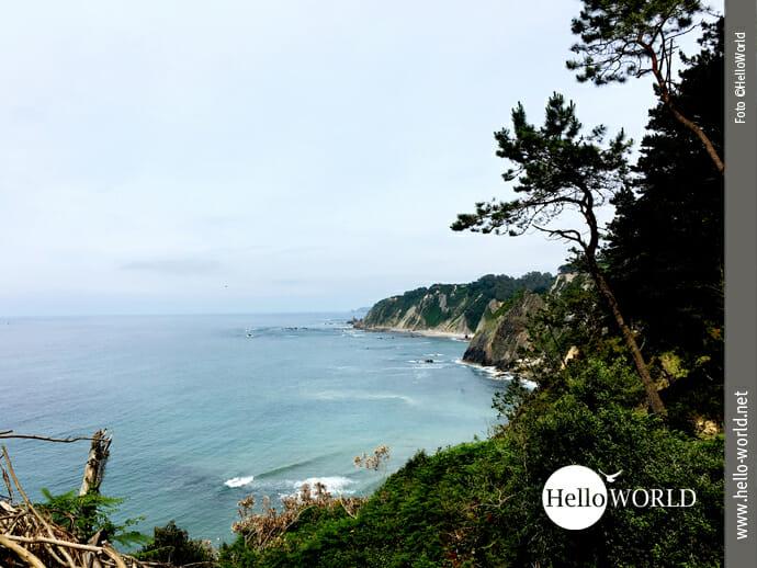 Noch mehr Meer an der spanischen Nordküste