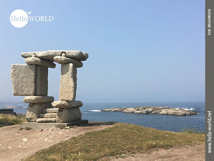 Fiestra ao Atlántico - Kunst an der spanischen Nordküste