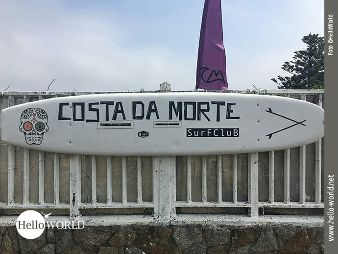 Surferparadies Costa da Morte