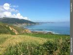 Küstensicht Richtung Malpica