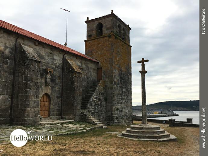 Igrexa de Santa Maria da Atalaia de Laxe