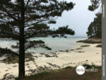 Landschaftschutzgebiet am Playa O Arino
