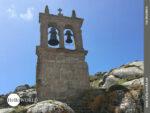 Glockenturm der Parroquia de Santa María in Muxia